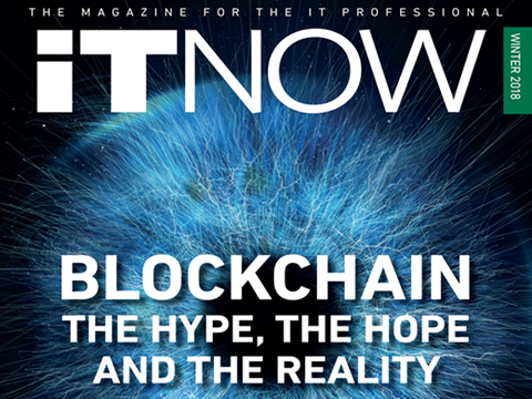 ITNOW - Blockchain: The Hype, the Hope and the Reality (Intro)