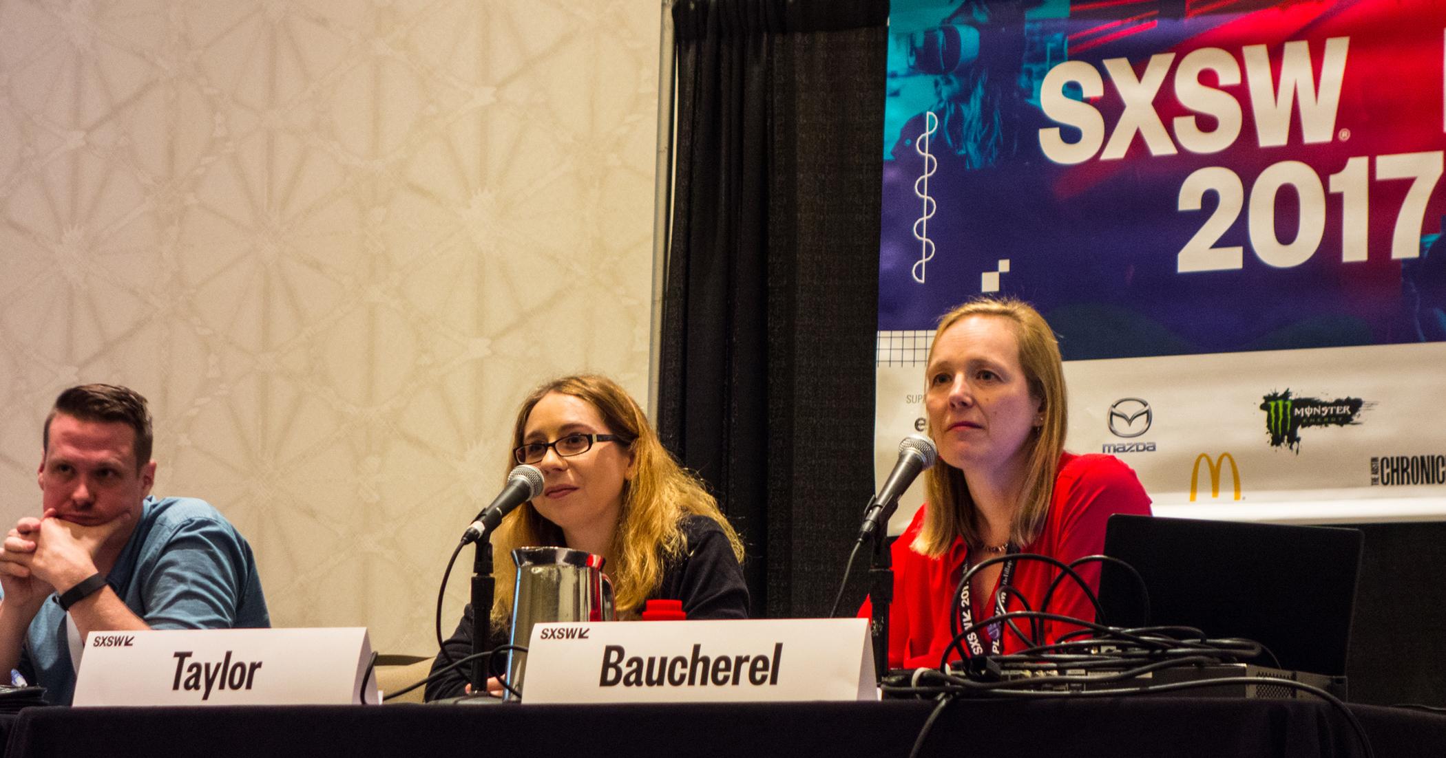 Speaking SXSW 2017 Panel