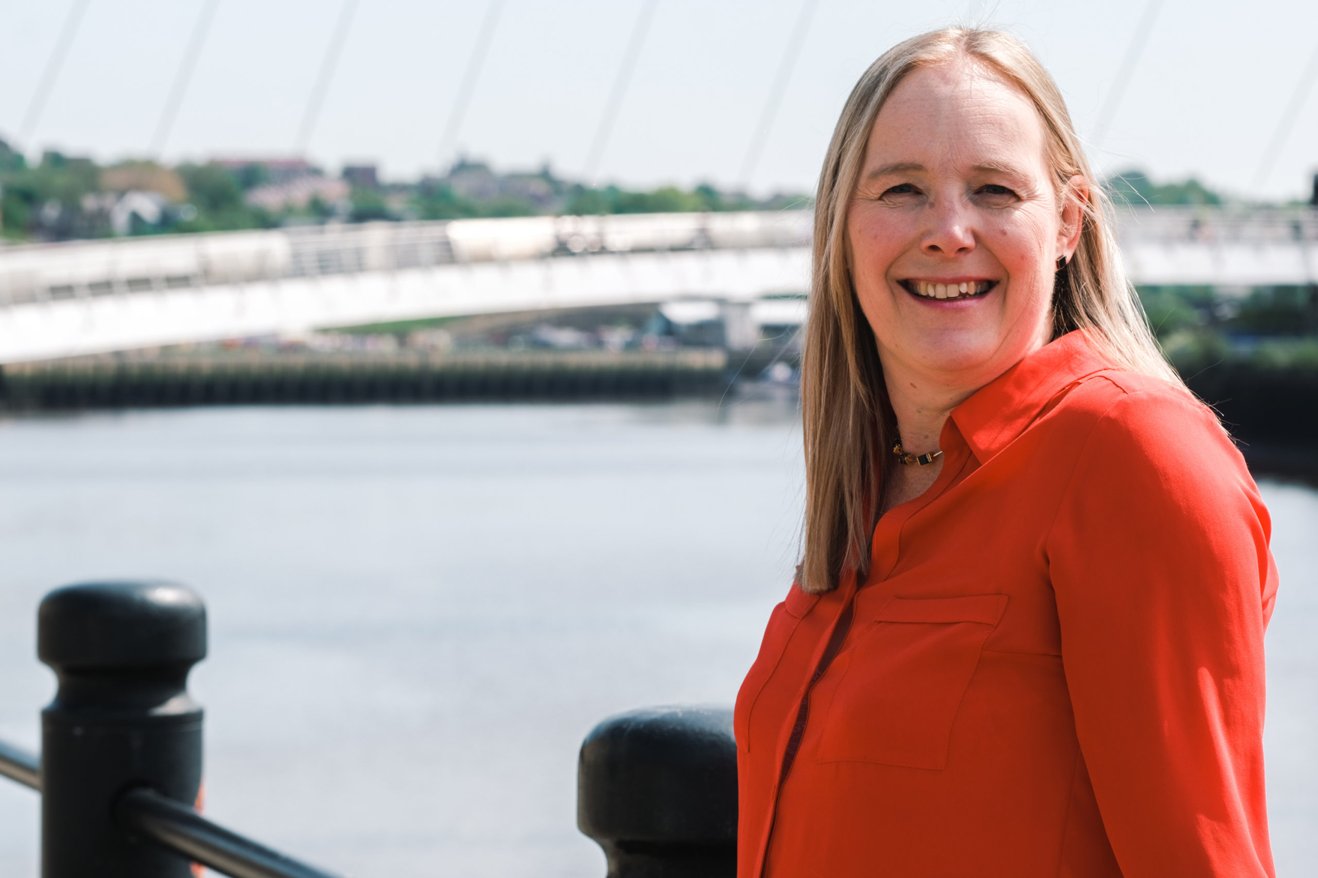 Kate Baucherel Newcastle Quayside