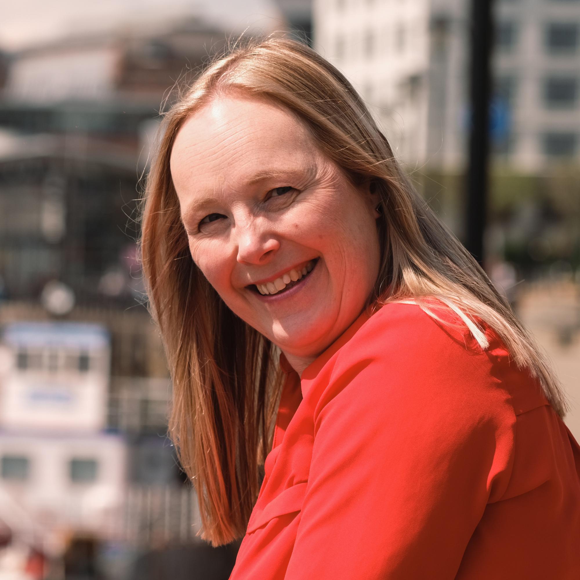 Kate Baucherel Author